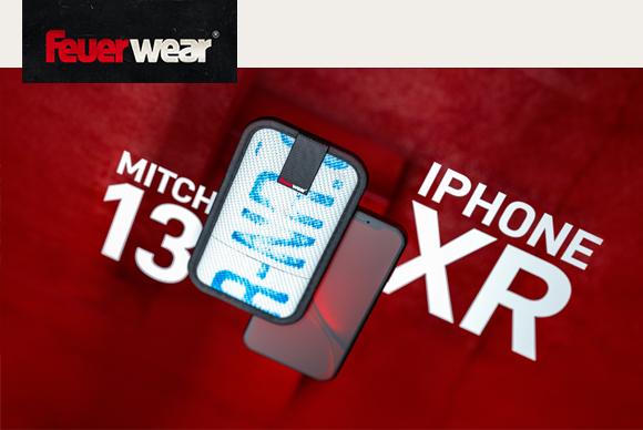 Mitch 13 von Feuerwear für das iPhone XR